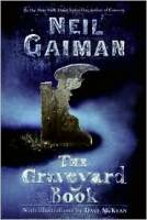 Cover Art for Neil Gaiman\'s The Graveyard Book