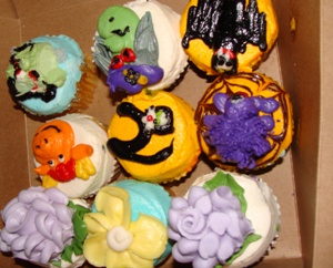 Party Favors Cupcakes