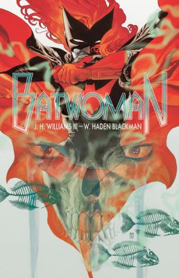 The long-awaited Batwoman solo title in the DCnU