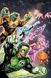 Green Lantern: New Guardians