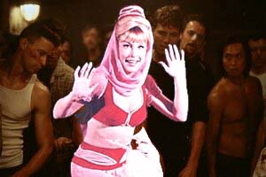 I Dream of Jeannie = Fight Club? » Just Giblets